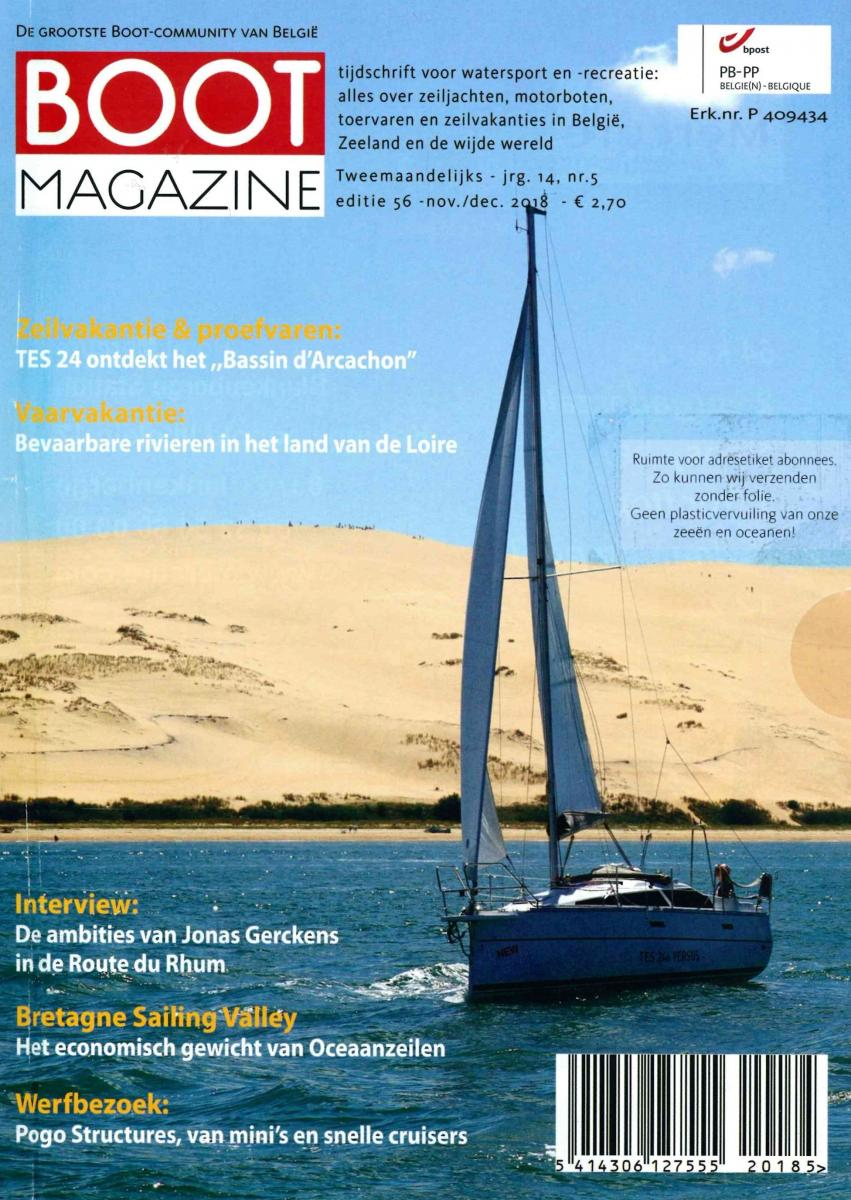 Lees Boot Magazine nr 56